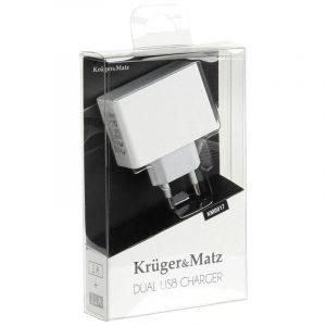 Ładowarka USB Kruger&Matz KM0017