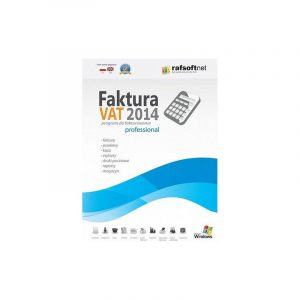 Faktura VAT 2014 START PC PL BOX