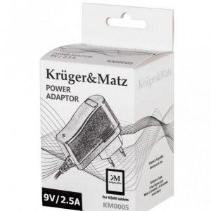 Zasilacz tabletowy Kruger&Matz