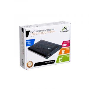 Obudowa, kieszęń. Tracer USB 2.0 HDD 2.5' IDE 722-2 AL