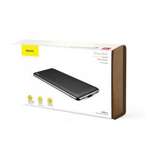 Powerbank Baseus Simbo 10000mAh PD 3A CZARNY