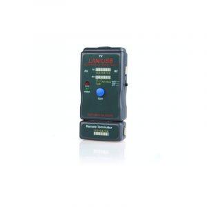 Tester okablowania Gembird Cablexpert NCT-2 RJ-45, RJ-11, UTP, STP, USB AA/AB