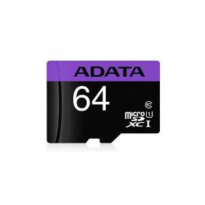 Karta pamięci ADATA MicroSDXC 64GB