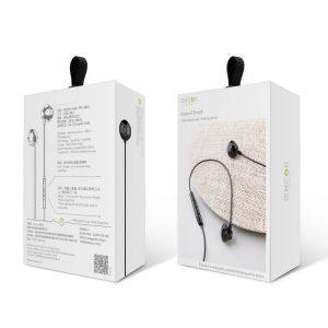 Słuchawki Baseus Encok H06 - CZARNE
