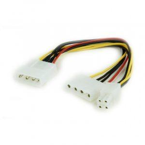 Gembird CC-PSU-4 Kabel rozdzielacz zasilania 2XHDD/4PIN P4
