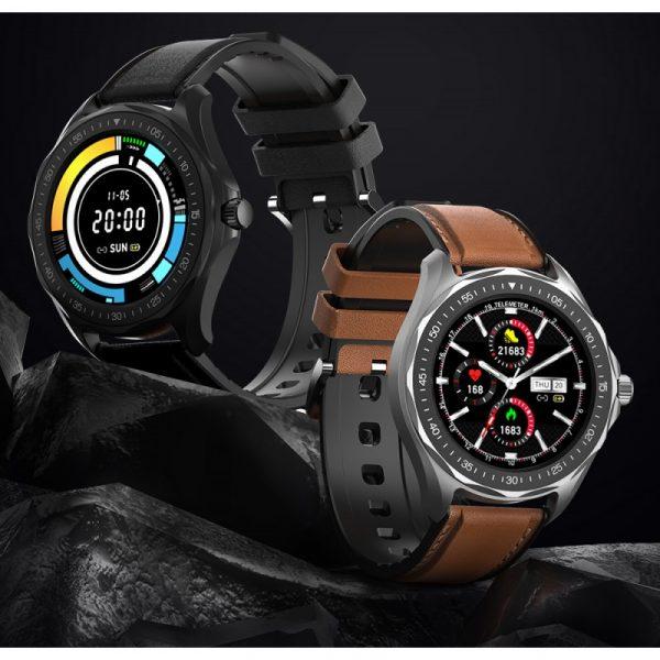 Smartwatch BlitzWolf BW-HL3 Bluetooth V5.0 (czarny)