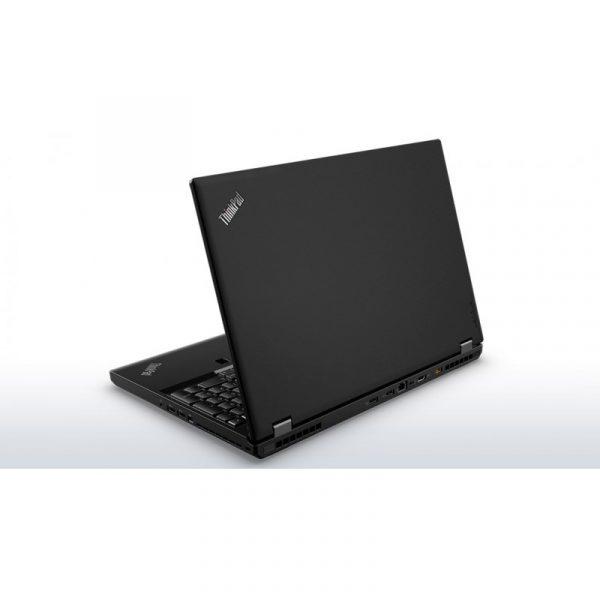 Mega mocny Lenovo P50 - Wisienką na torcie jest - oczywiście znakomita klawiatura. Lenovo P50