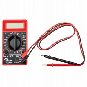 Top Tools Miernik elektroniczny uniwersalny 94W100