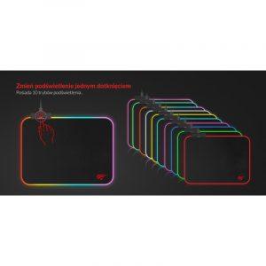 Podkładka pod mysz RGB Havit MP901