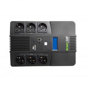 Zasilacz UPS 800 VA firmy Green Cell