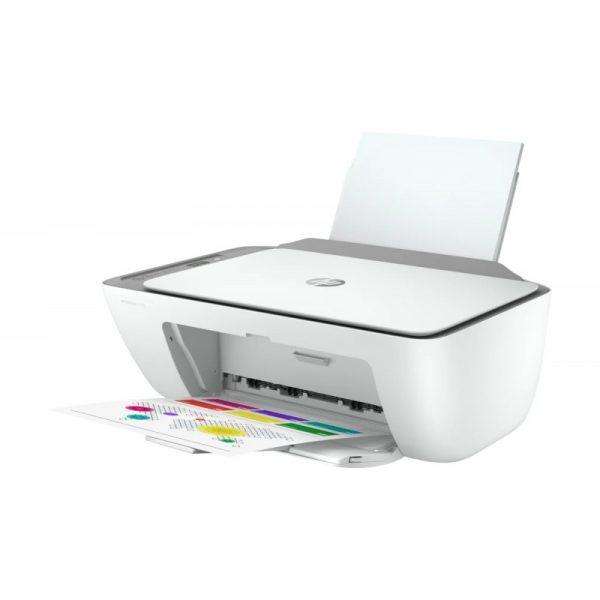 Urządzenie HP DeskJet 2720, drukarka, skaner, Wi-Fi.